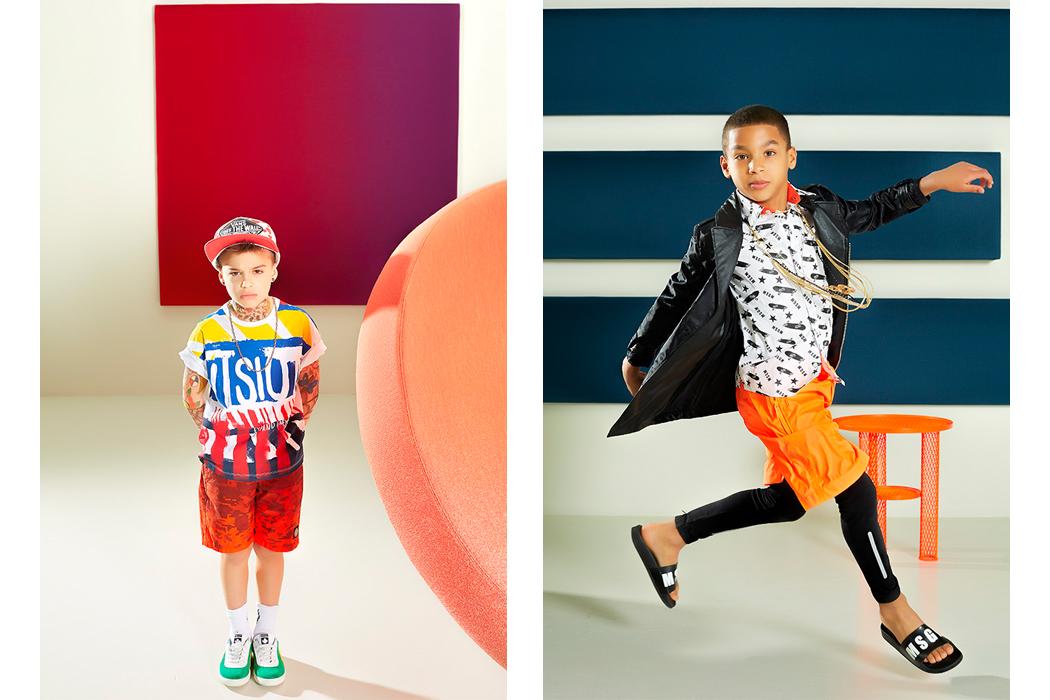 Junior Style Kids Fashion Blog Style Piccoli Editorial Fedez vs Pharrell #kidsfashion #petrabarkhof #fedez #pharrell #music #coolkids #kidsclothing #childrenswear #sonsanddaughters #armani #marceloburlon 3kidsofmilan 3scotchandsoda #kidsfashioneditorial #fashionphotography