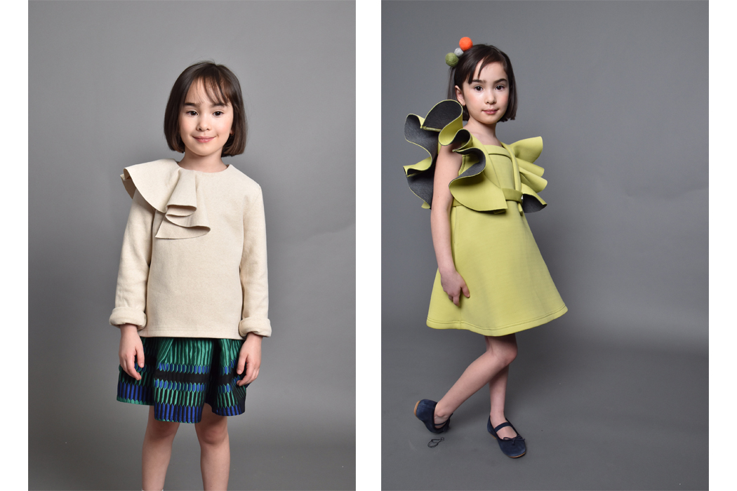 Junior Style Kids Fashion Blog Chit Chat Tuesday Inteview with Korean Kids clothing brand Moque Official by Sylvia Yim. #kidsfashion #koreanbrands #moqueofficial #ministyle #minifashion #juniorstyle #juniorstylelondon #kidsfashionblog #designer #apparel
