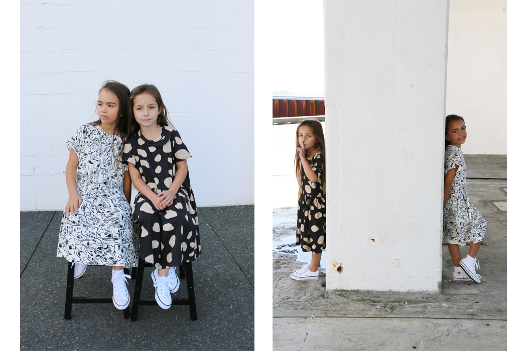 Junior Style Kid's Fashion Blog - Hide and See, a New Editorial by Photographer and Stylist Rachel Feast #kidsfashionblog #devonsdrawer #zerbraicansee #organickidsfashion#calibeth #minouhce #kidsfashion #kidsstyle #shopsmall
