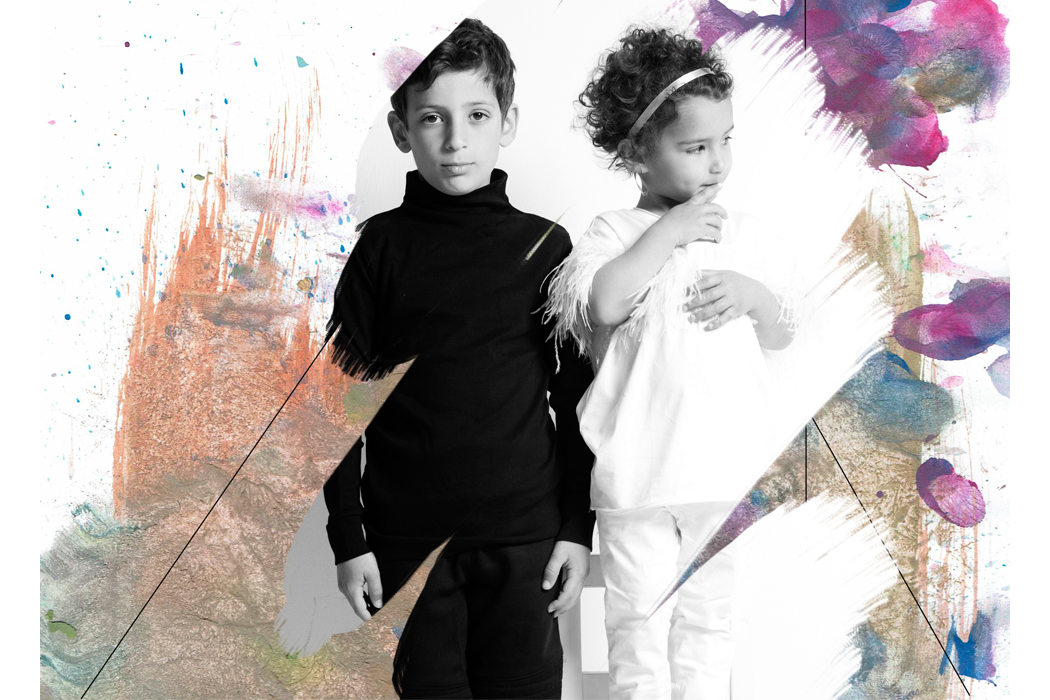 Junior Style Editorial Brother and Sister and editorial by Nadja Pollack #juniorstyle #kidswear #brotherandsister #siblings #nadjapollack #molo #kidsfashion #ministyle #editorial, #kidsfashionphotography #photography