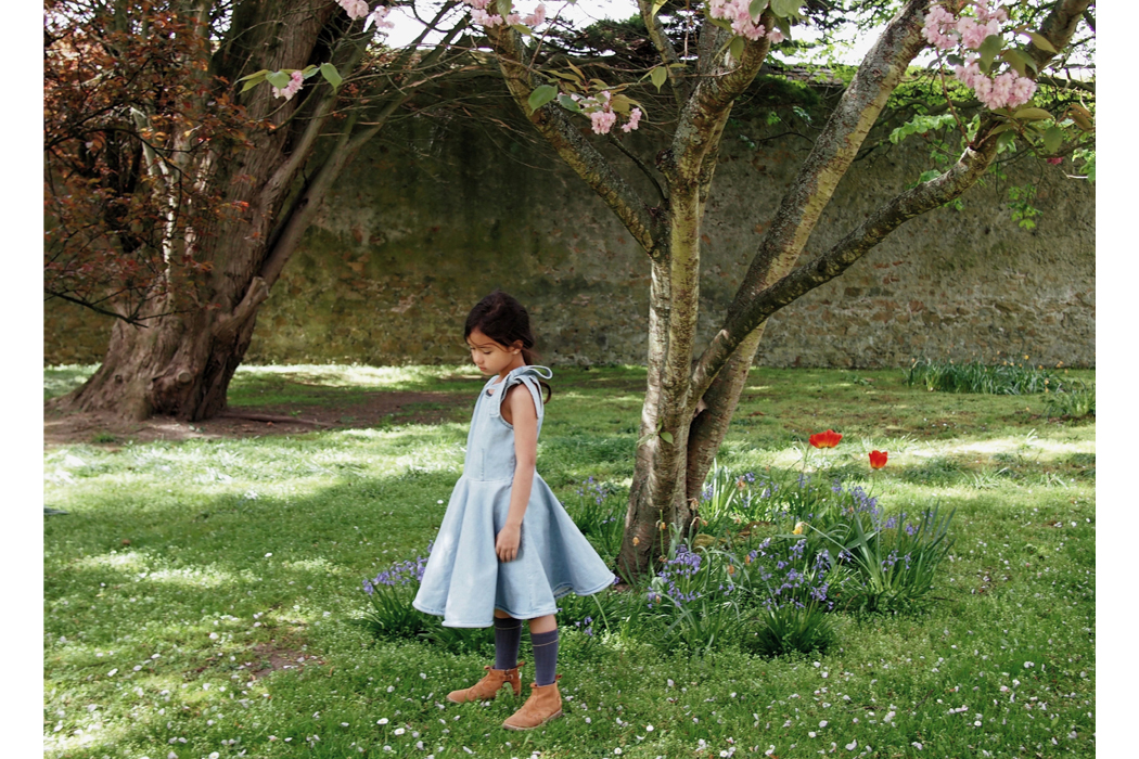 Junior Style Kids Fashion Blog - Stand Out in Springtime #springtime #girlsfashion #kidswear #kidsfashionblogger #nikolia #tocotovintage #SS17 #minifashion #ministyle #desginer #kidsfashion #girlswear