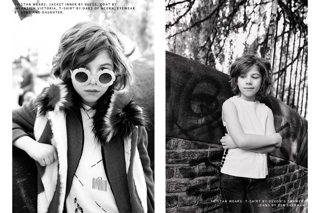 Junior Style - The Camden Kids Editorial - By Hannah Coates #hannahcoates #kidsfashion #kidsfashioneditorial #editorial #kidsfashionphotograohy #thecamdenkids #childrenswear #coolkids #kidswear #jrstyleeditorial