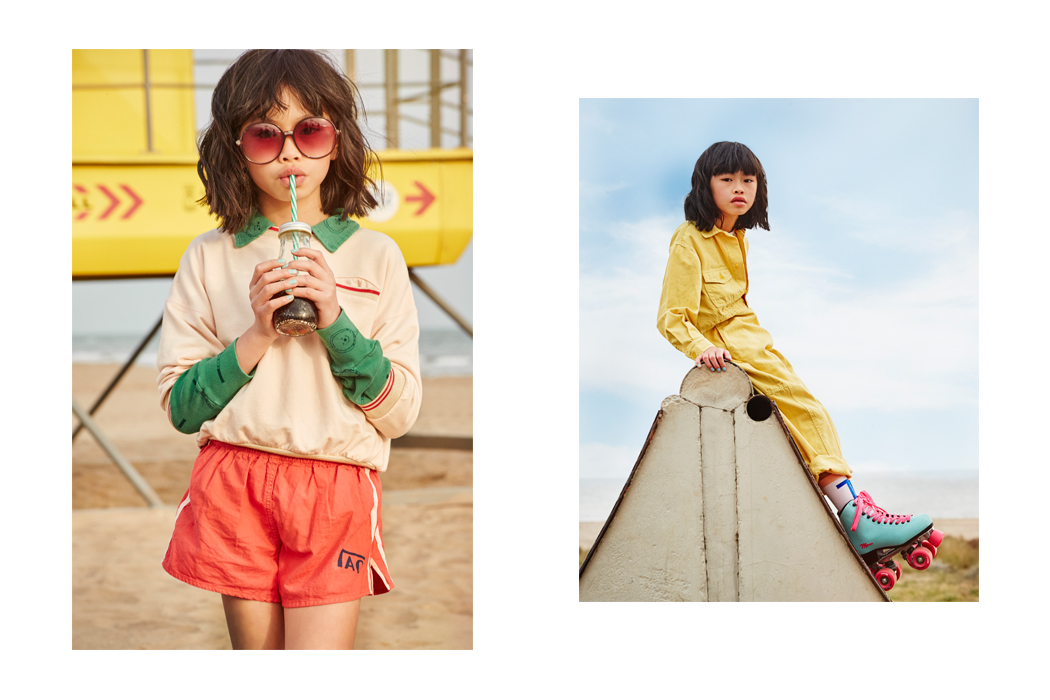 Junior Style Those Were the Days editorial for Hooligans Magazine by Joateme #joateme #kidsfashioneditorial #editorial #kidsfashion #juniorstyle #kidsfashionphotogrpahy #styling #kidsfashionstyling