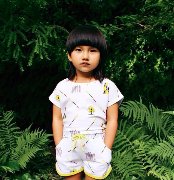 Junior Style Kids Fashion Blog - Oaks of Acorn Looks Good On You #babywear #babyfashion #kidswear #oaksofacorn #ss17