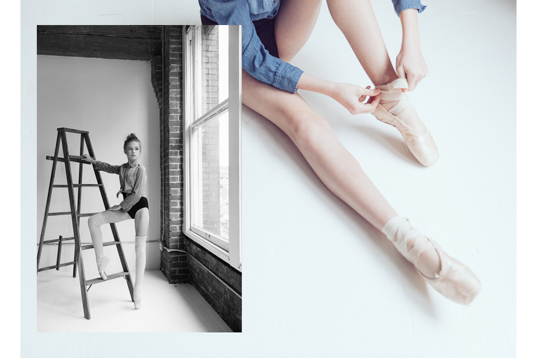 Junior Style I Am Sydney by Meg Stacker #ballet #photographer #balletdancer #megstacker