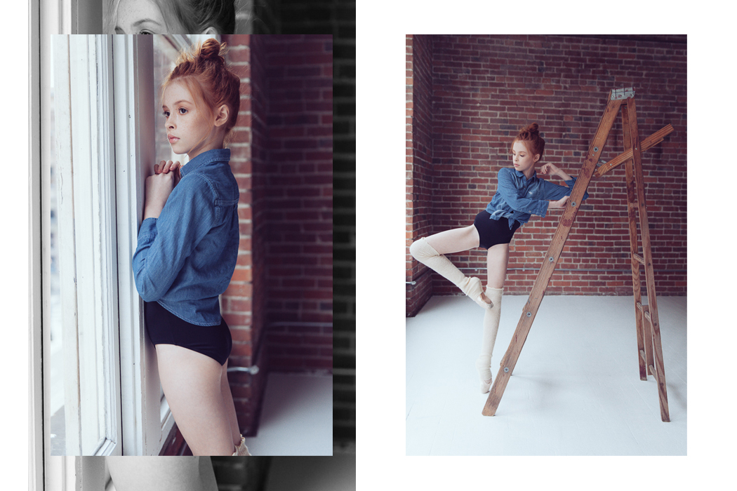 Junior Style I Am Sydney by Meg Stacker #ballet #balletdancer #megstacker #photographer