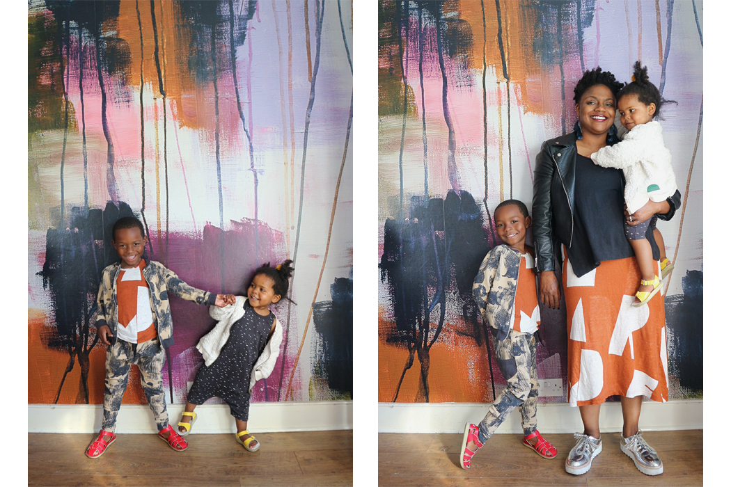 Junior Style Kids Fashion Blog Mum and Mini Style by Yvadney Davis featuring Papu #kidswear #papustories #mumandmini