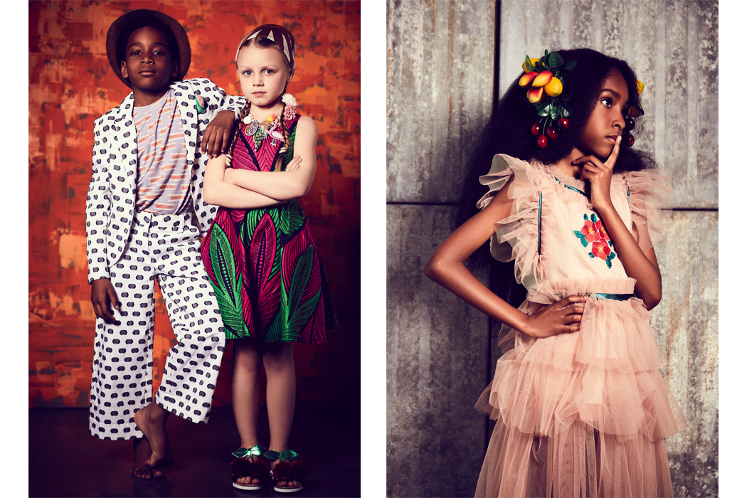 Junior Style - Paradise After Dark the Untold Stories by Selma Nicholls #kidsfashion #kidsstyle #childrenswear #editorial #kidsfashioneditorial #kidsfashionphotography #childrenswear #yvadneydavis #helenmarsden