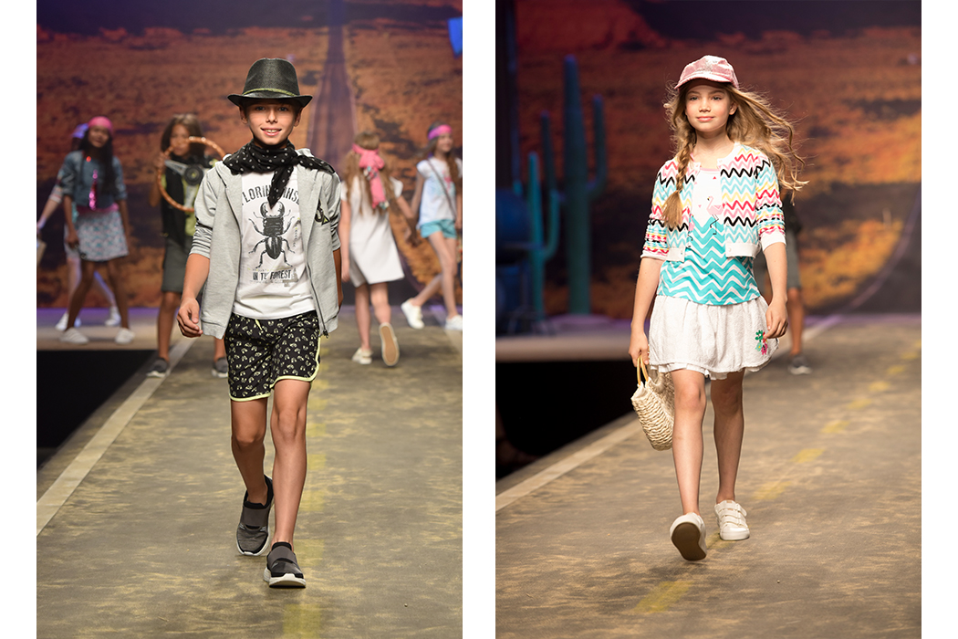 Spanish brand spotlight at Pitti Bimbo 85