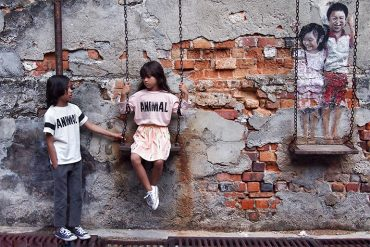Editorial Perfectly Imperfect featuring Fish and Kids by Anelia Alaudin #fishandkids #aneliaalaudin #kidswear #juniorstyle #kidsfashioneditorial #penang #malaysia #streetart #juniorstylelondon #kidsfashionblog #ontheblog #bandybutton