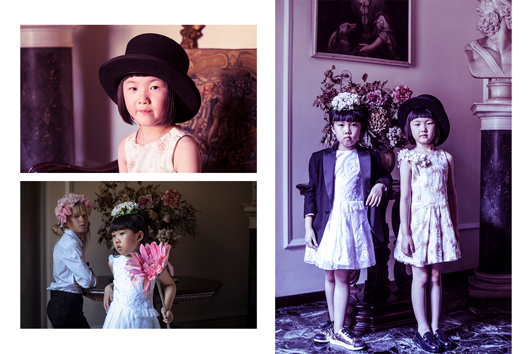 Junior Style Editorial: Flowers of Florence by Annarella Caruso #kidsfashioneditorial #editorial #kidswear #juniorstyle #flowersofflorence #AnnarellaCaruso