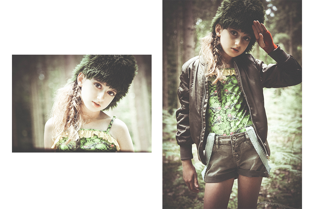 Fluffy and Wild an Editorial by Muriel Joye #kidsfashionphotography #kidsfashion #dancinginthegrass #steallcove €swimsuits #forest #wild #fluffyandwild #editorial #kidsfashion #kidswear #juniorstyle #juniorfashion #kidsfashioneditorial #murieljoye