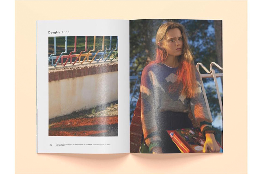 Interview with Beck Marshall of the new story magazine