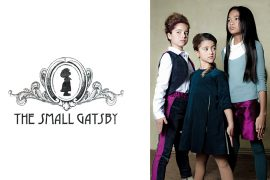 Junior Style The Small Gatsby AW17 Youth Quake Collection #youthquake #aw17 #thesmallgatsby #kidsfashion #luxury #luxurykidsfashion #designer #couture