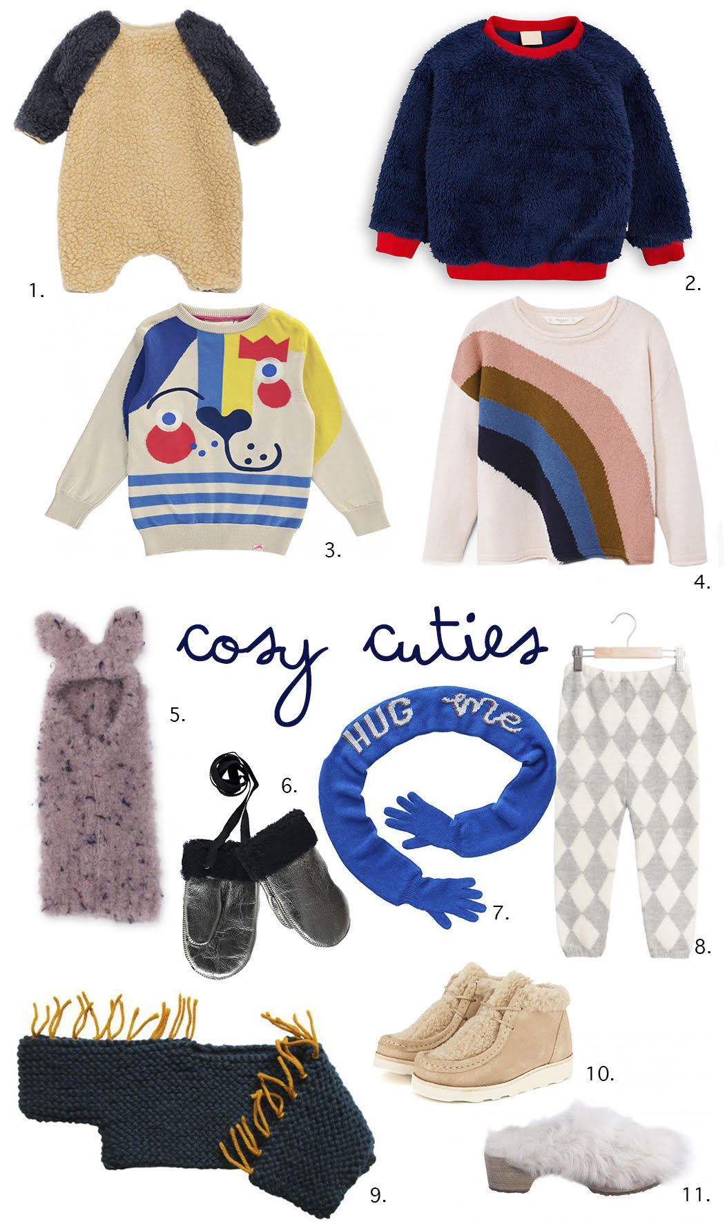 Cosy Cuties To Keep Your Mini's Warm