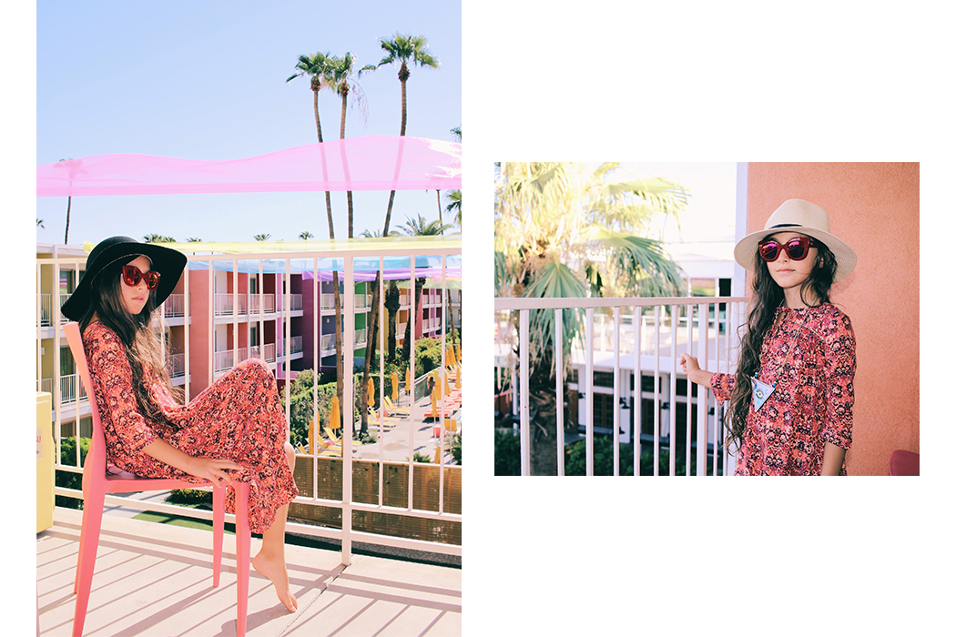 Palm Springs Getaway by Photographer Gina Giampa Grimm #editorial #vacation #palmsprings #giangiampa #kidsfashion #fashionphotography #kidsfashioneditorial #juniorstyle #juniorfashion #kidsfashion #ministyle #girlswear #girlsfashion #summerstyle