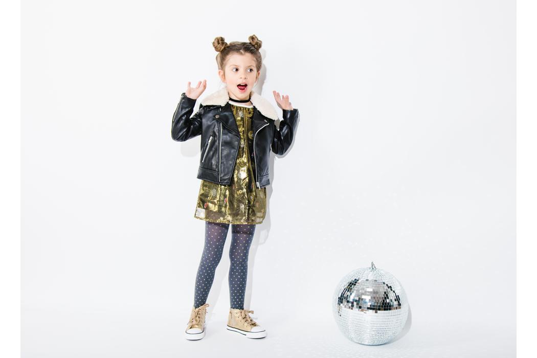 Oaks of Acorn AW17 Collection Glam Rock Disco #oaksofacorn #kidswear #juniorstyle #glam #rock #disco #partywear #winterclothing €aw17 ƒall17 #wintercoats #gold #organza #accessories babywear #unisex #boyswear