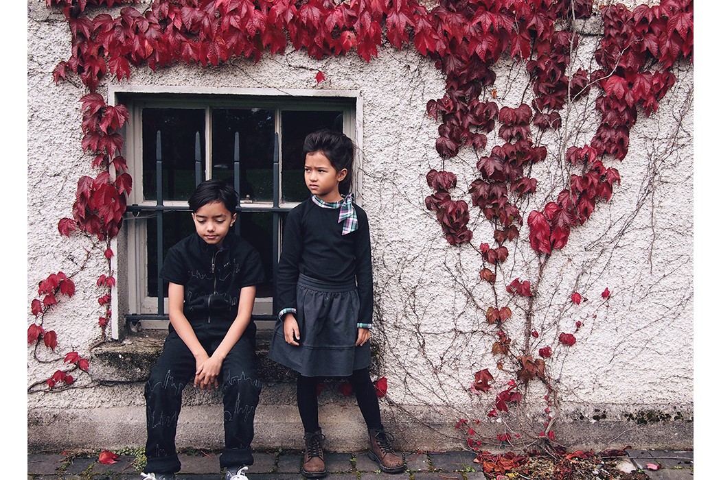 Autumn With Attitude, A post by Anelia Alaudin featuring Infantium Victoria #instagraminfluencer #kidsfashion #juniorstyle #ontheblog #autumnwithattitude #fall17 #aneliaalaudin #fashionphotography #kidsfashionphotogrpahy #ethicalkidswear #ethical #ecofriendly #veganfashion #boyswear #unisex #girlsfashion #autumnwithattotude #kidsfashionblogger