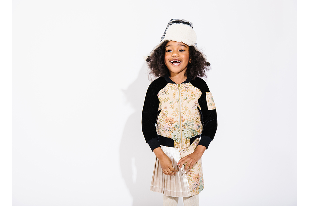 Oaks of Acorn AW17 Collection Glam Rock Disco #oaksofacorn #kidswear #juniorstyle #glam #rock #disco #partywear #winterclothing #aw17 ƒall17 #wintercoats #gold #organza #accessories babywear #unisex #boyswear