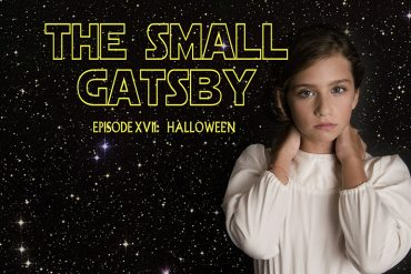 The Small Gatsby Episode XV11: Halloween #thesmallgatsby #halloween #janakonig #luxury #juniorstyle #designer
