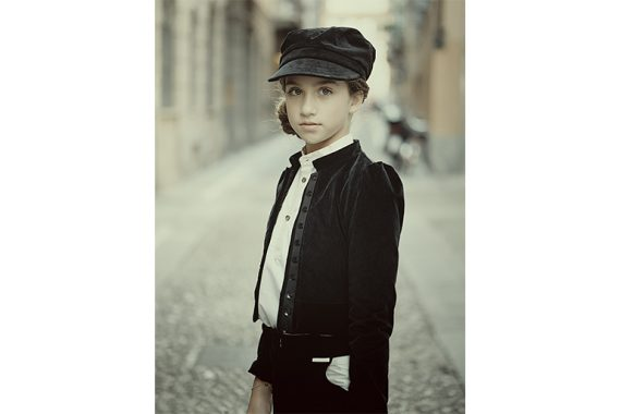 The Small Gatsby collaboration with musician JANA KOENIG Milan fashion week #thesmallgatsby #statementbrands #luxurykidswear #kidswear #luxury #designer #mfw #milanfashionweek #runway #kidsrunway #JANAKOENIG