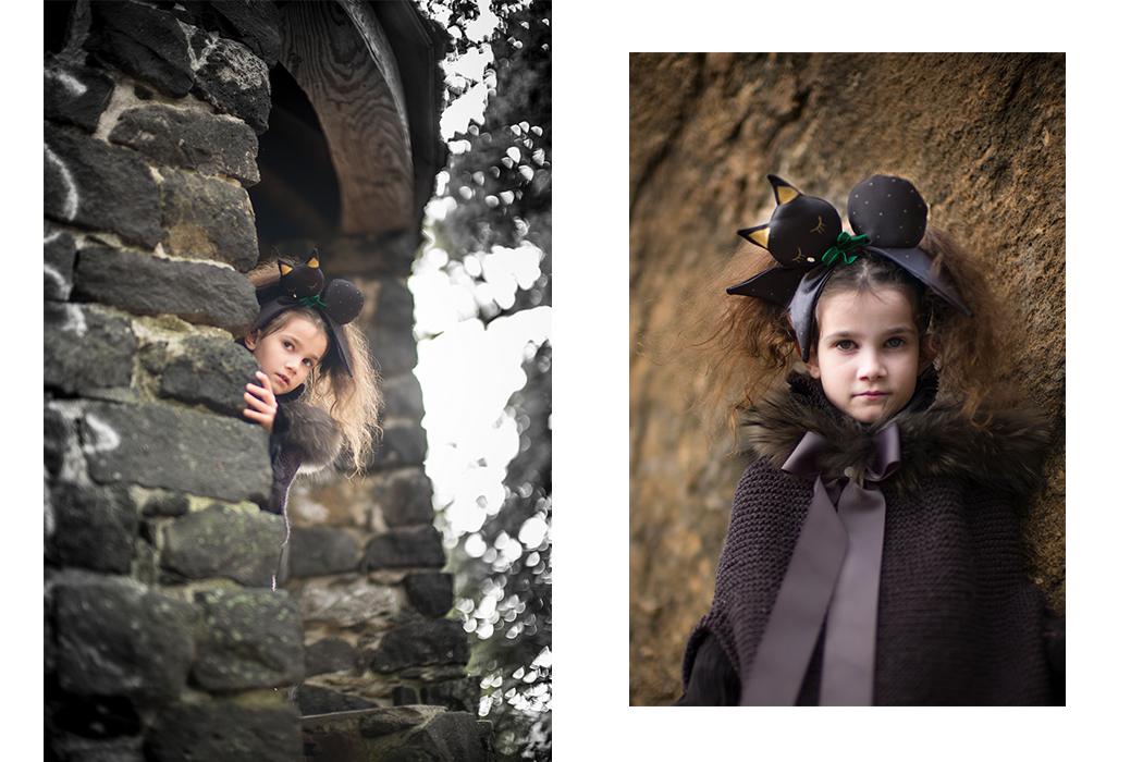 Little Miss Sophie Halloween Outfits #mabellemadamemoiselle #wearesonsanddaughters #beret #kidsfashion #juniorstyle #halloween #dressingup #littlemisssophie #littleragsandriches