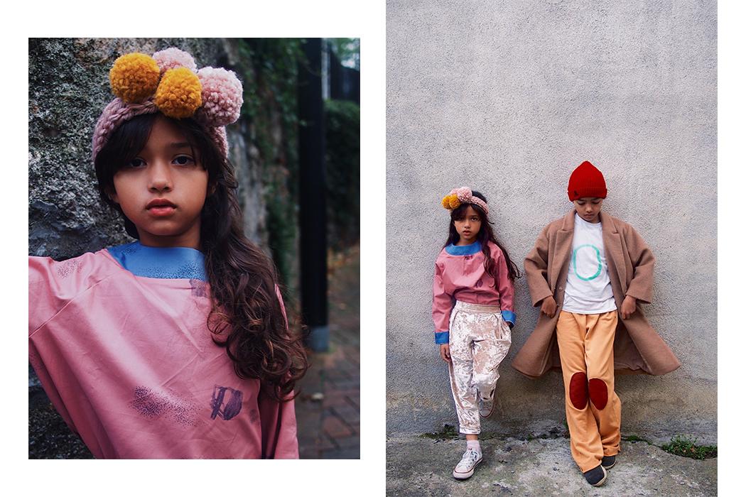 Warm Hues On Cold Days Editorial by Anelia Alaudin featuring Manuela Kids Design #manuelakidsdesign #girlsfashion #boyswear #kidsfashion #juniorstyle #jrstylekids #tao #theanimalsobservatory #bobochoses #heybabela #telegraphkids #manuelakids #fashioneditorial #childish #juniorstyleblog #kidsfashionblog #fashioneditorial