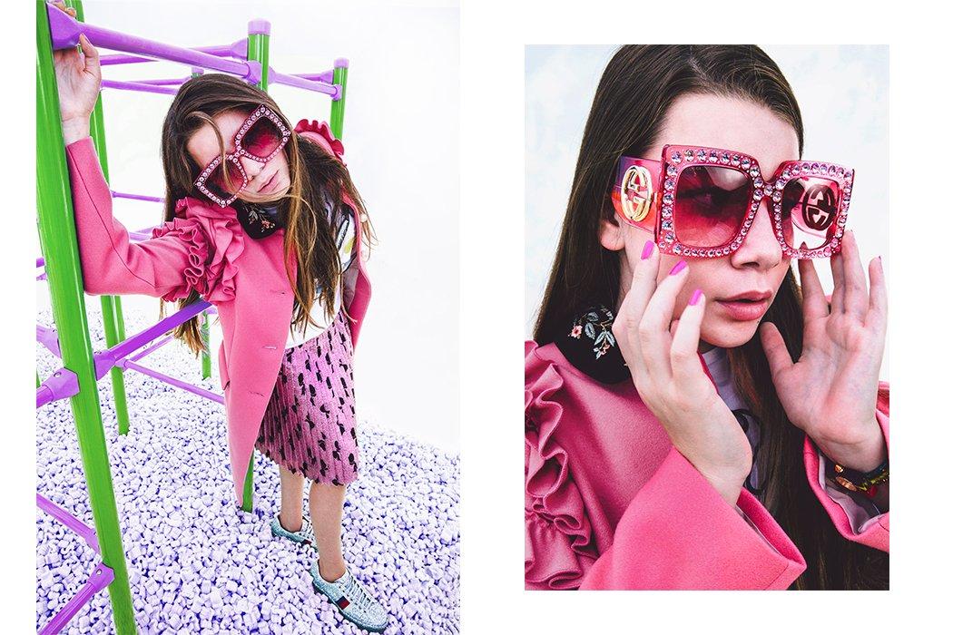 School Daze featuring model Brookelin #brookelin #tweenmodel #teenmodel #designerfashion #kidsfashion #juniorstyle #fendikids #fendi #kidsfashionphotography #editorial #fashioneditorial #designerclothing #juniorstyle #fashioneditorial