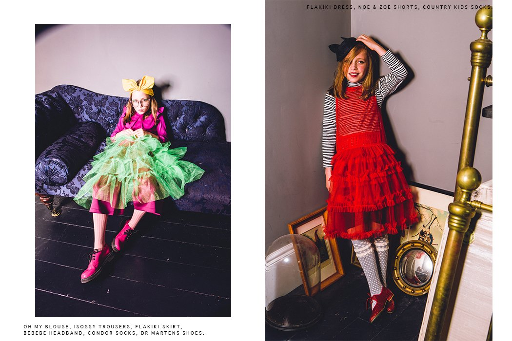 Miss Lady Grey an editorial by DEan Belcher and Becky Seager #flakiki #deanbelcher #beckyseager #mainio #kidsfashion #juniorstyle #kidsfashioneditorial #kidsfashionphotography #ontheblog #kidsfashionblogger #chloe #bebebe #editorial