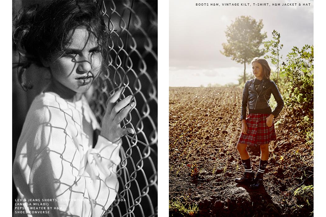 L'Eté Indien an editorial by Ahmed Bahhdoh #kidswear #juniorstyle #ahmedbahhdoh #kidsfashioneditorial #fashionphotography #kidsfashion #indiansummer #teenwear #teenstyle