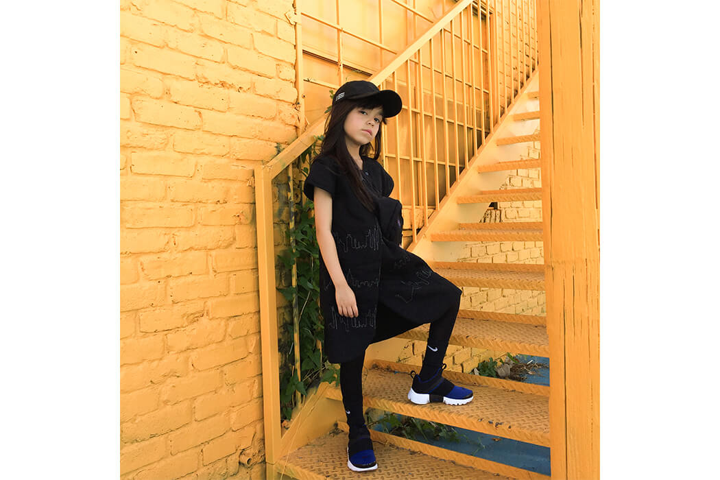 All new Chit Chat Tuesday interview with Giana on Junior Style London