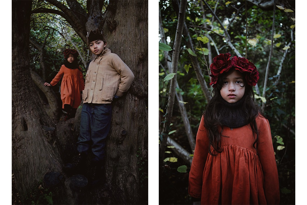 The Original Playground By Anelia Alaudin featuring Little Creative Factory, Fable Heart and Manina Parrika, Bother and Sister Maia and Kuba Model the kids fashion in this gorgeous photo series on the Junior Style Kids Fashion Blog