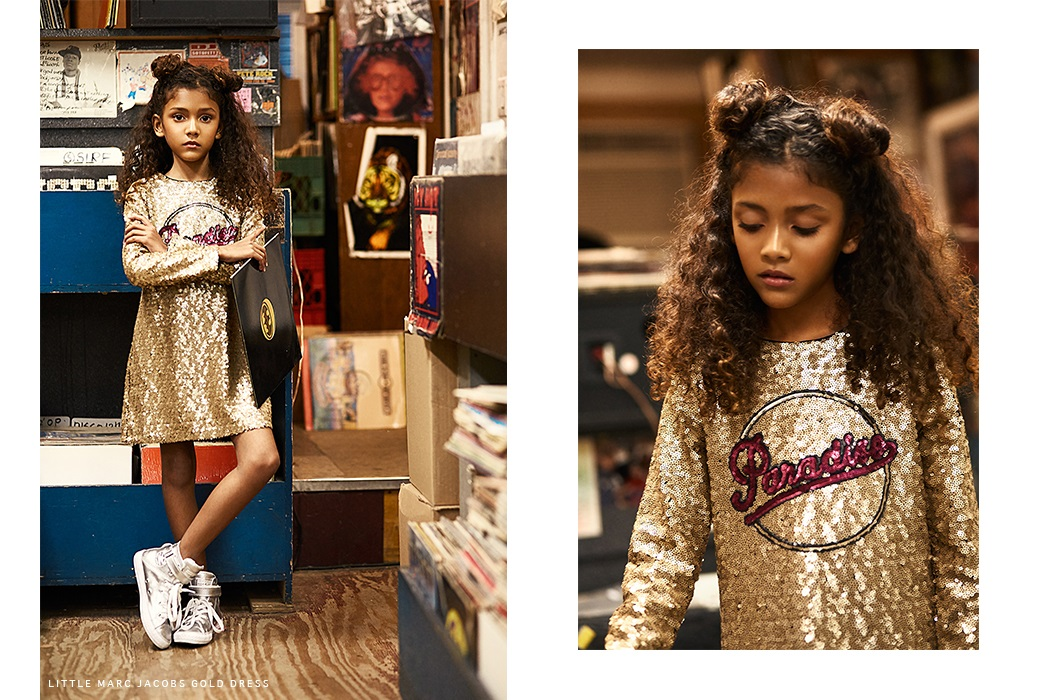 Where Fashion Meets Music and editorial by Liz Linett #fashion #music #kidsfashionphotography #lizlinett #juniorstyle #sparkle #girlsclothing #carolinebosmans #adiddas #kidsfashion #kidsfashionblog