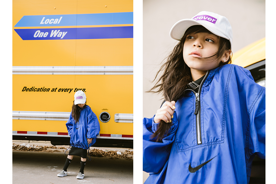 I AM Dear Giana by Meg Stacker #deargiana #artist #gvong #ministyle #streetfashion #kidsstreetstyle