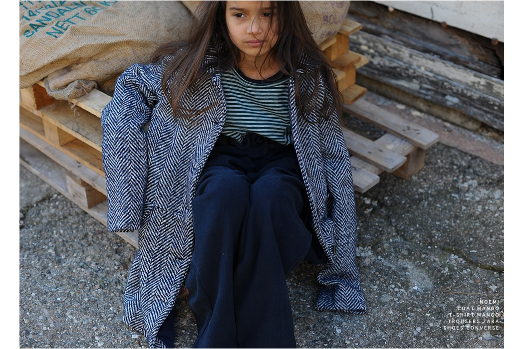 Editorial The Children Weave Easily by Leo Guerra #kidseditorial #editorial #leoguerra