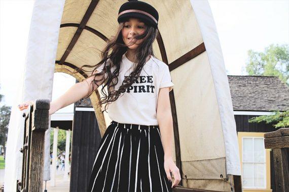 A Free Spirit In Old Town, San Diego