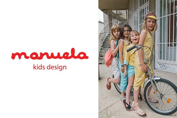 Manuela Kids Design Brand Profile Showcasing the SS18 Lookbook #kidswear #manuelakidsdesign #ss18 #juniorstyle #brandprofile #kidswearcollection #girlswear #girlsfashion
