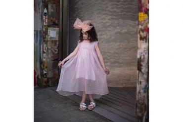 Little Girl Big City by Julia Rozenfeld Featuring Paade Mode #ss18 #paademode #girlsfashion #littlemisssophie #juliarozenfeld #lolkidsarmonk #littleragsandriches #designerkids #ministyle