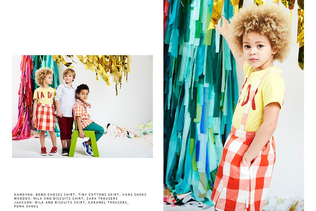 Colour Condition Editorial by Cindy James #kidsfashion #cindjamesphotography #kidsfashionphotography #juniorstyle #manuelakids