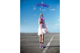 Little Miss Sophie Spring In Technicolour #hildhenri #littlemisssophie #kidswear #lolkidsarmonk #ministyle #kidsfashion