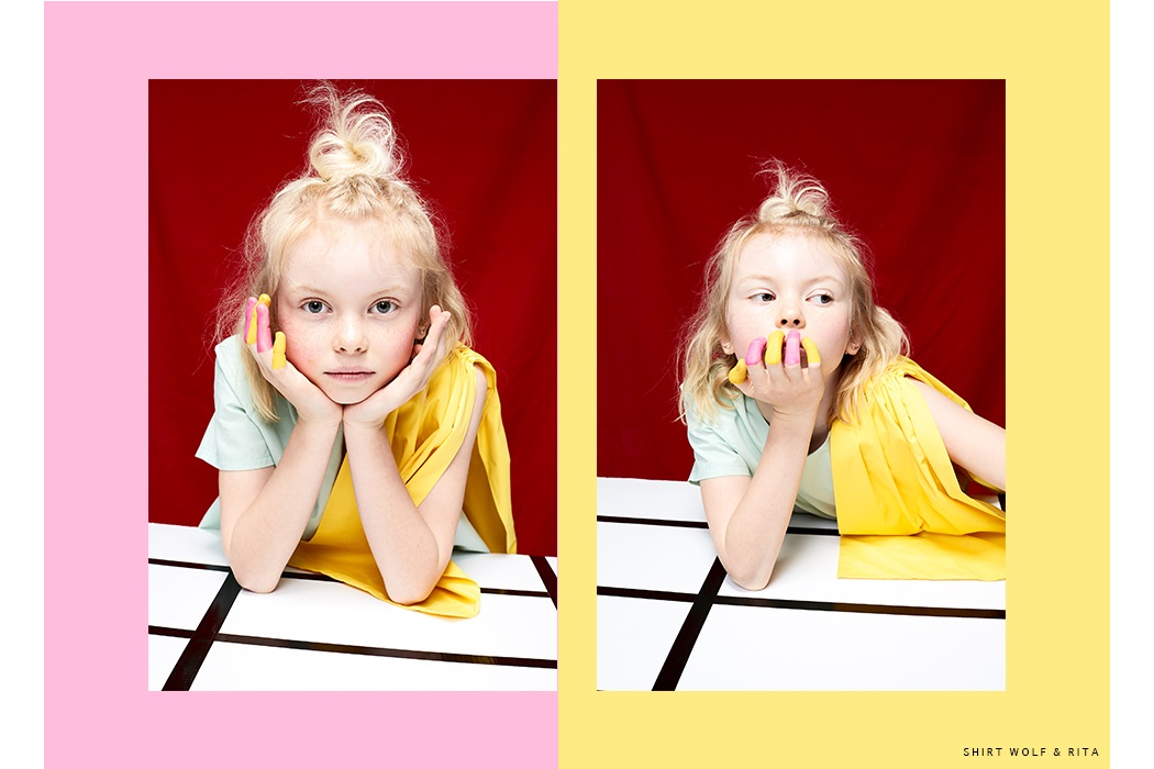 Editorial From The Block By Elizabeth Rudge #editorial #ElizabethRudge #kidsfashion #tinycottons #wolfandrita #bobochoses #kidswear #juniorstyle