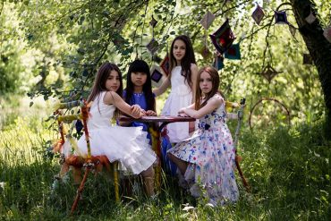 Editorial: In The Fairy Wood by Laura Fabris