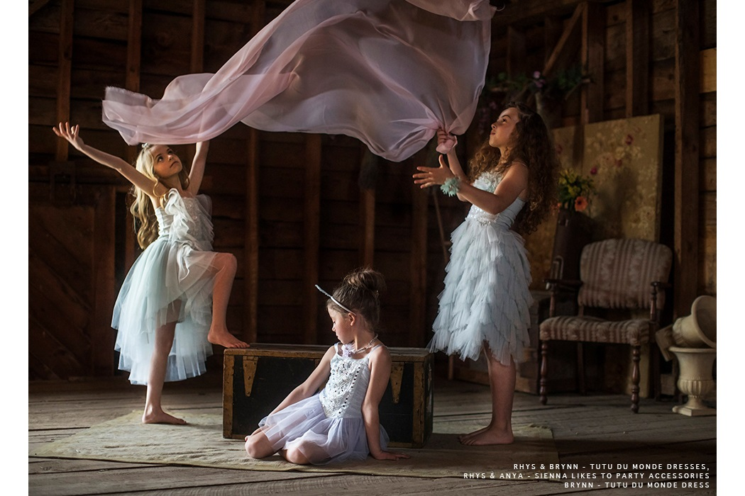 Rustic Elegance Editorial by Barbara Peacock featuring Tutu du Monde #tutudemonde #barbarapeacock