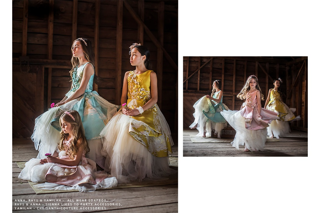 Rustic Elegance Editorial by Barbara Peacock featuring Tutu du Monde #tutudumonde #barbarapeacock