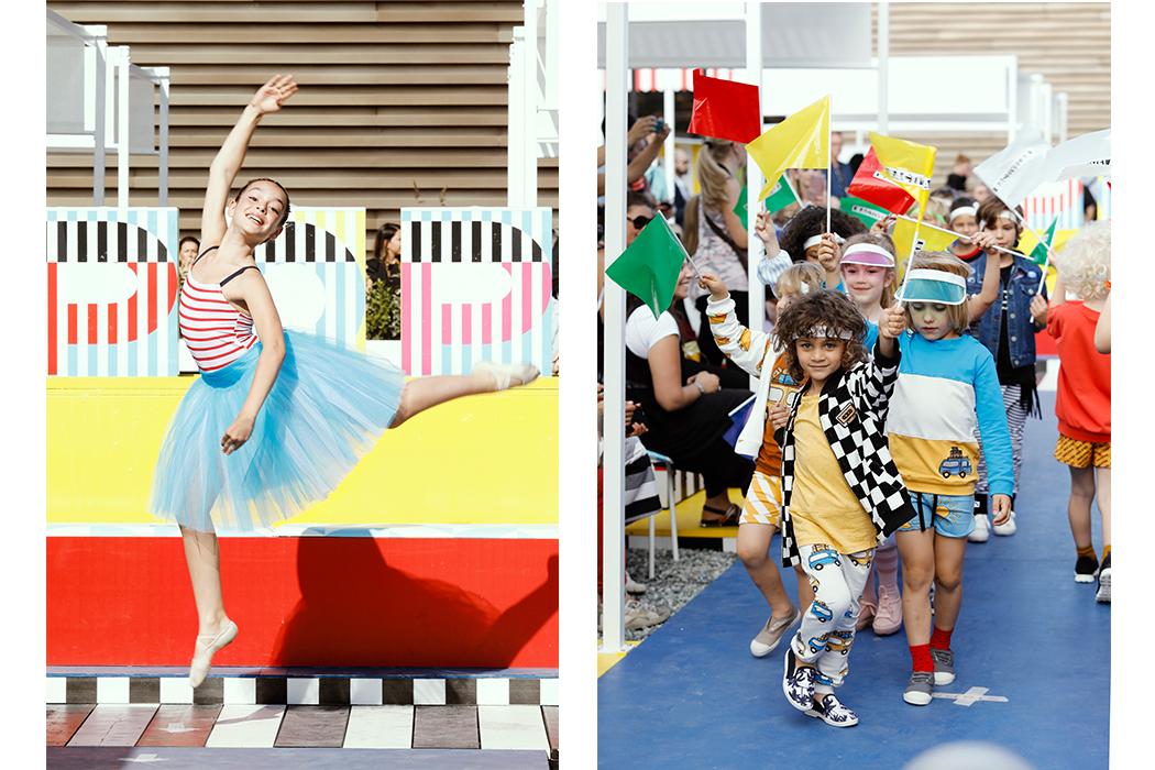 Pitti Bimbo 87 Active Lab Fashion Show