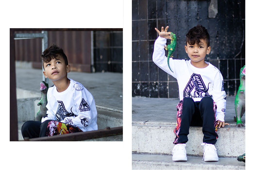 Someday Soon: When Fashion Meets Jurassic World #boysfashion #streetstyle #somedaysoonofficial #kidsfashion