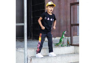 Someday Soon: When Fashion Meets Jurassic World #boysfashion #streetstyle #somedaysoonofficial #kidsfashion