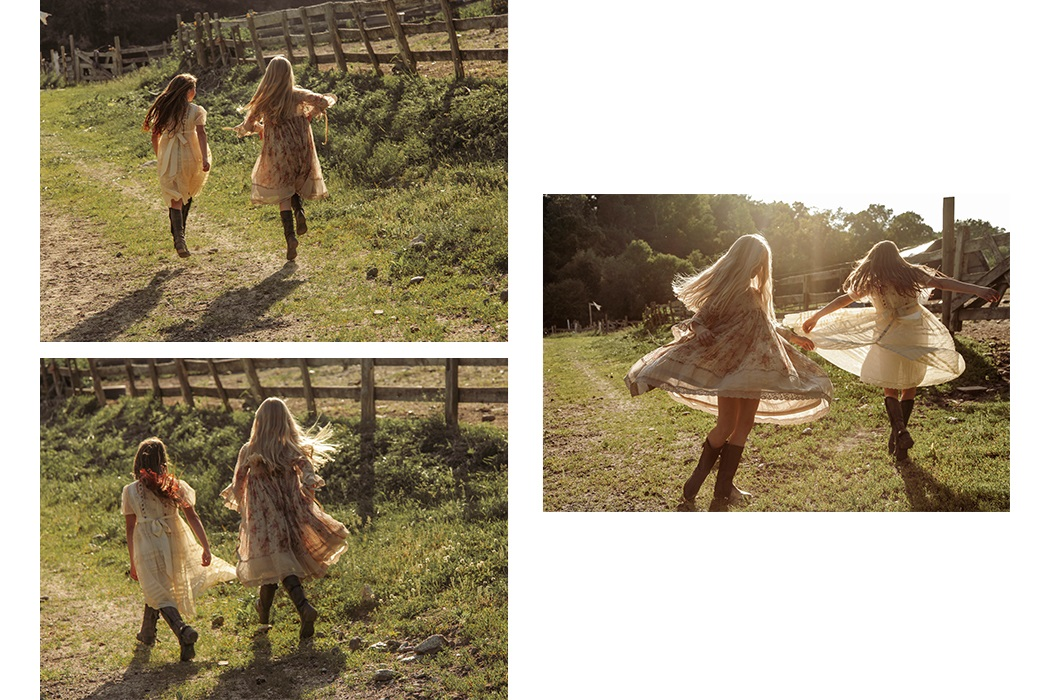 A Girl And Her Horse Editorial by Glynis Carpenter #editorial #kidsfashion #glyniscarpenter #mummymoon #ilovepero #nikolia #girlswear #girlsfashion #dresses