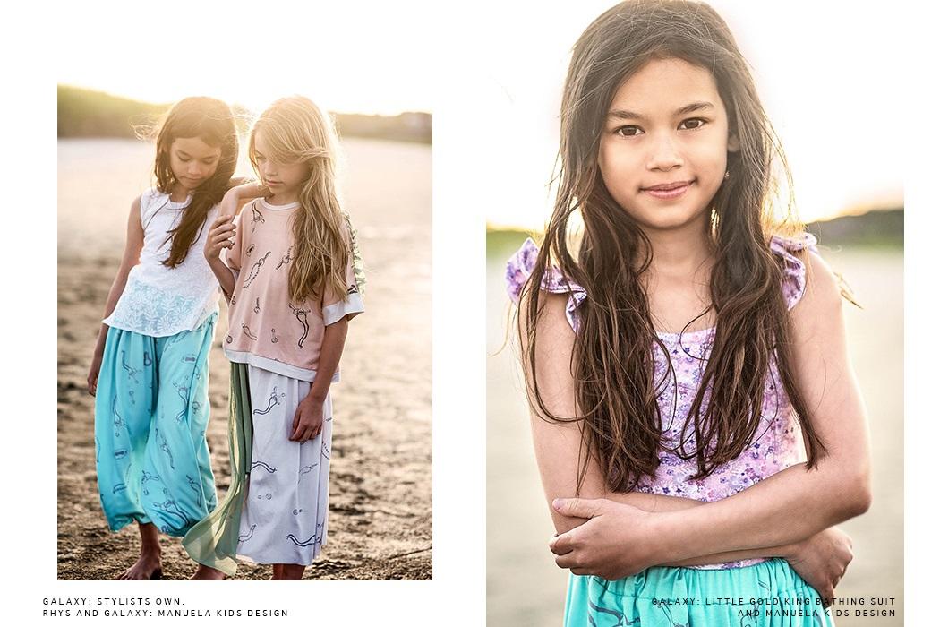 Every Summer Has A Story #editorial #kidsfashion #mauelakidsdesign #girlswear #summerstyle #girlsfashion #ss18