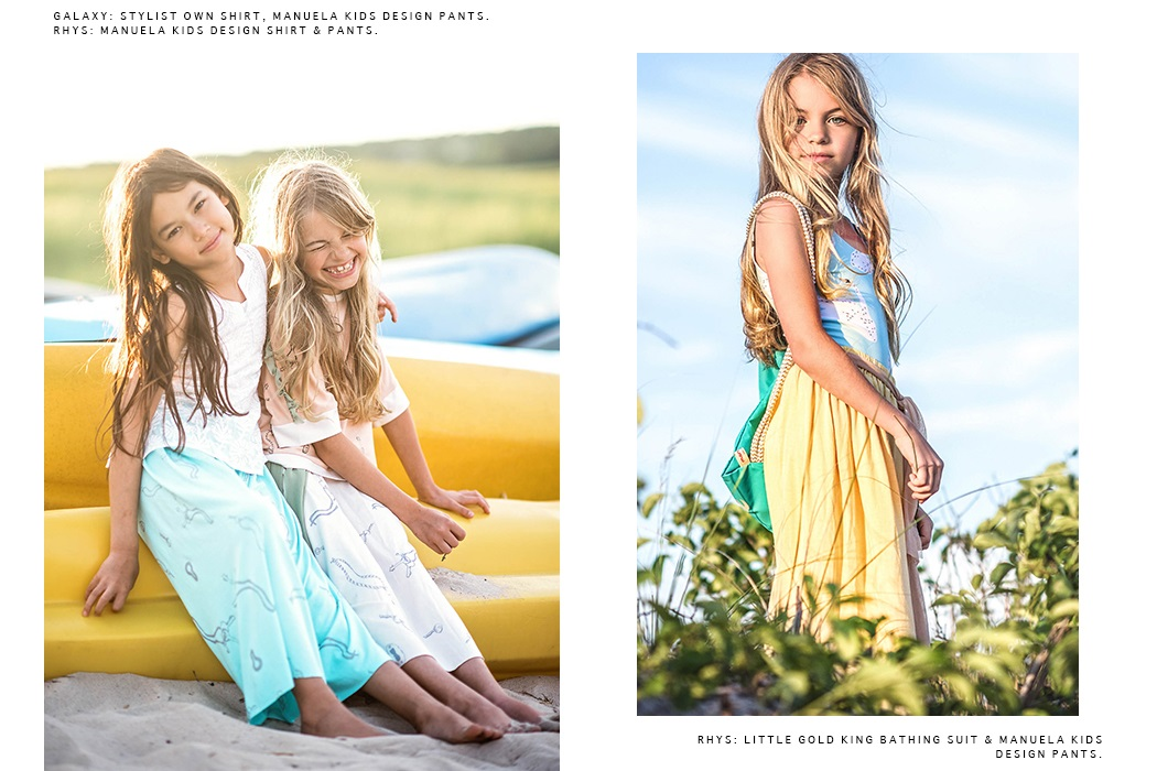 Every Summer Has A Story #editorial #kidsfashion #mauelakidsdesign #girlswear #summerstyle #girlsfashion #ss18